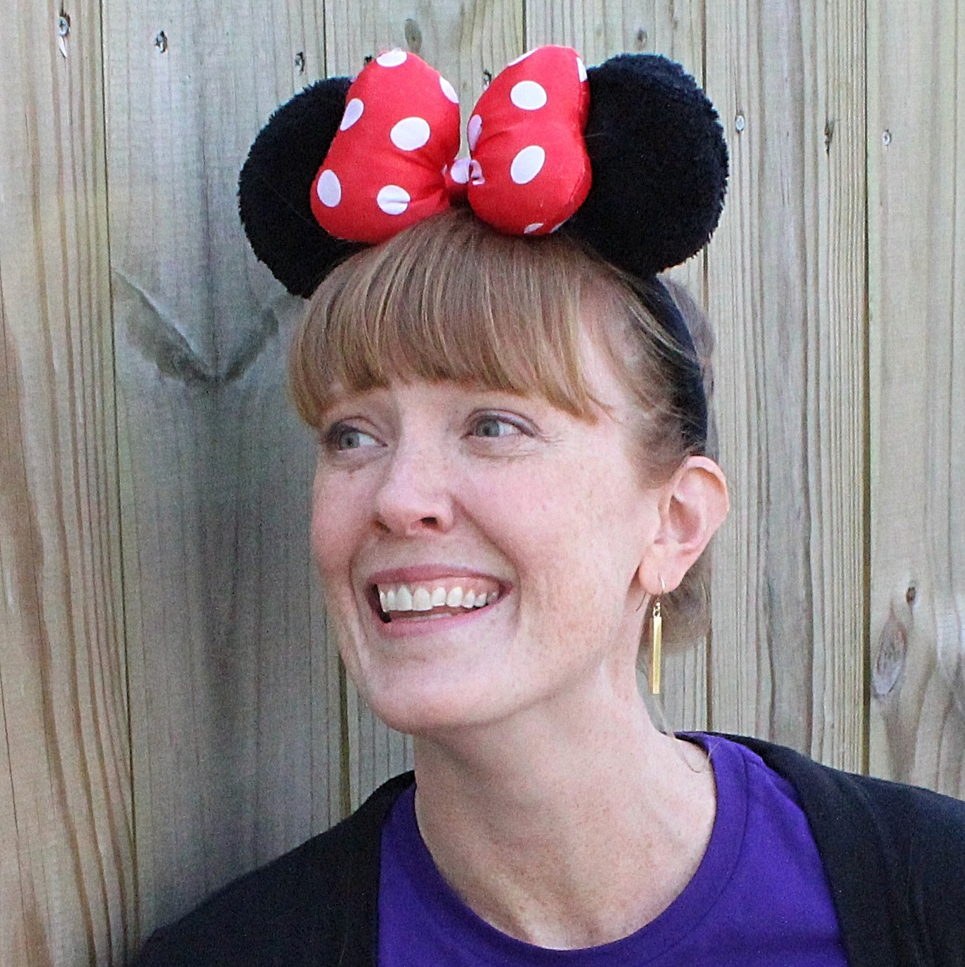 leah althiser headshot with minnie ears