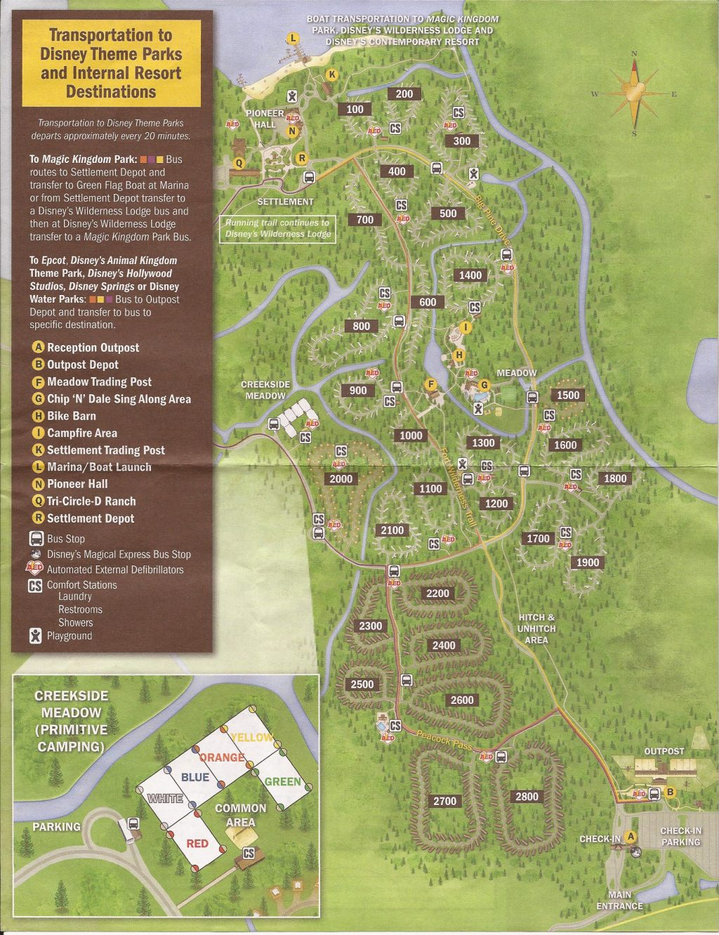 Camping at Disney World: Fort Wilderness Resort & Campground Review on