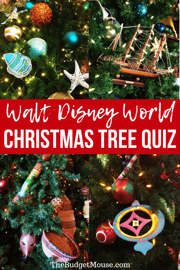 Take the Disney World Christmas Tree Quiz to get in the holiday spirit! Test your knowledge of Disney Deluxe Resorts. Get Disney World tips & tricks, hacks, and panning advice for doing Disney on a budget. Disney World on property hotels. #disneyworld #disneychristmas