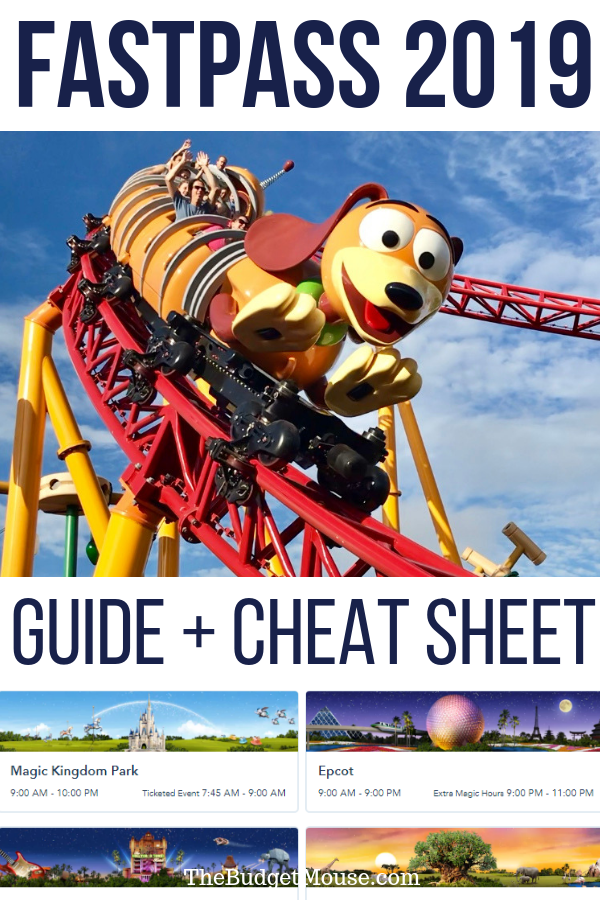 photo regarding You Re Going to Disney World Printable called Disney Immediate P 2019: Best Advisor + Cost-free Printable Cheat