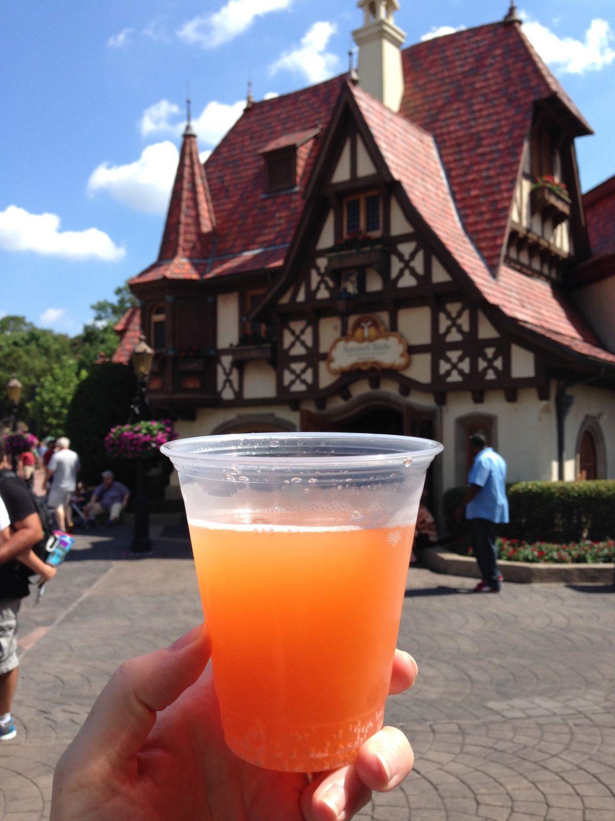 best quick service epcot - grapefruit beer in germany