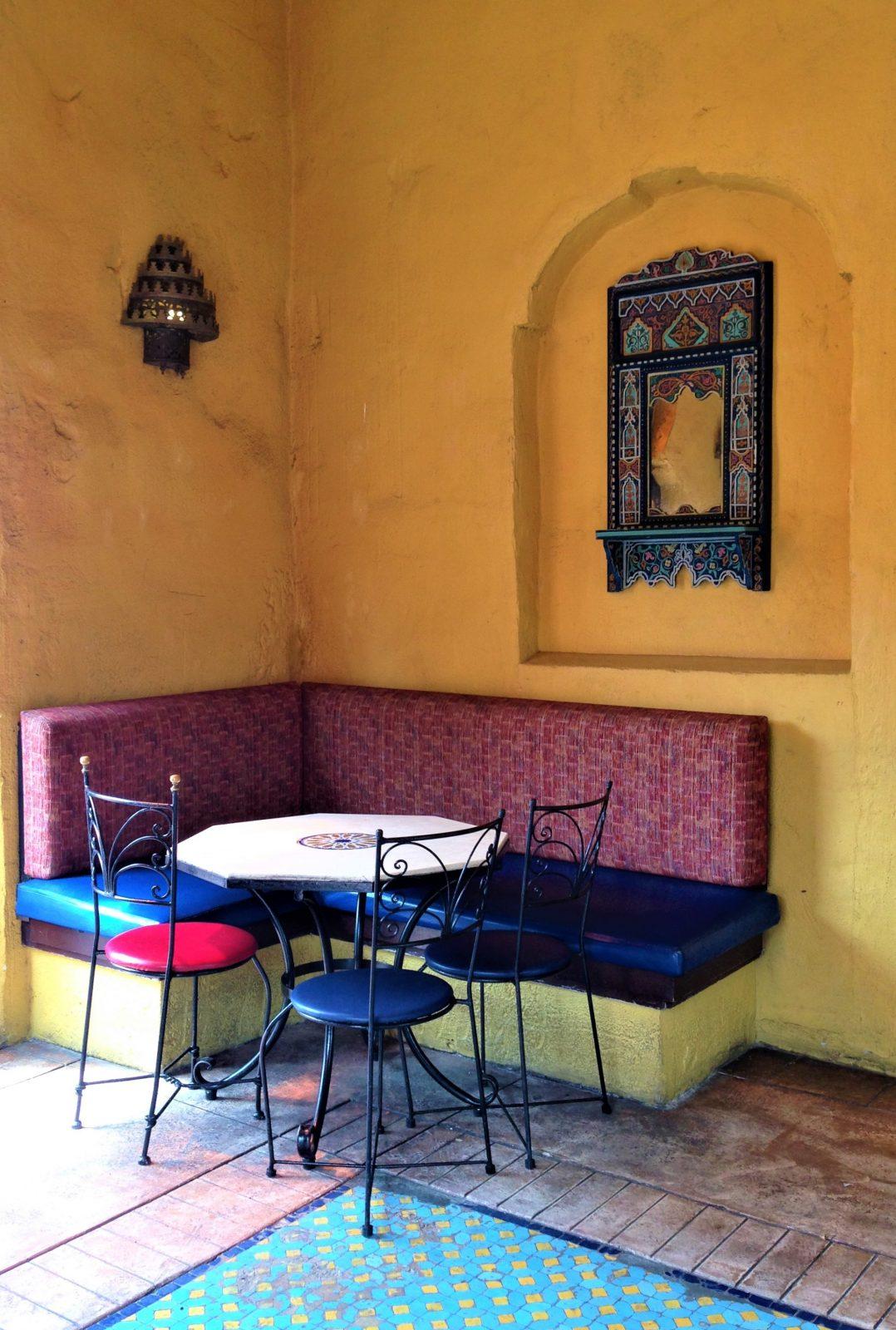 Tangierine Cafe