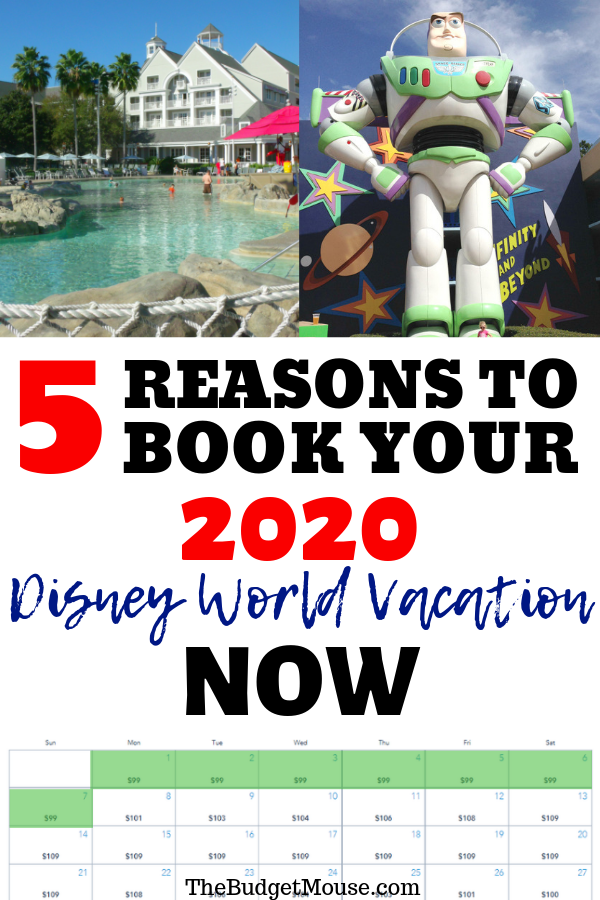 Disney World Packages 2020 Four Reasons To Book Now The Budget Mouse