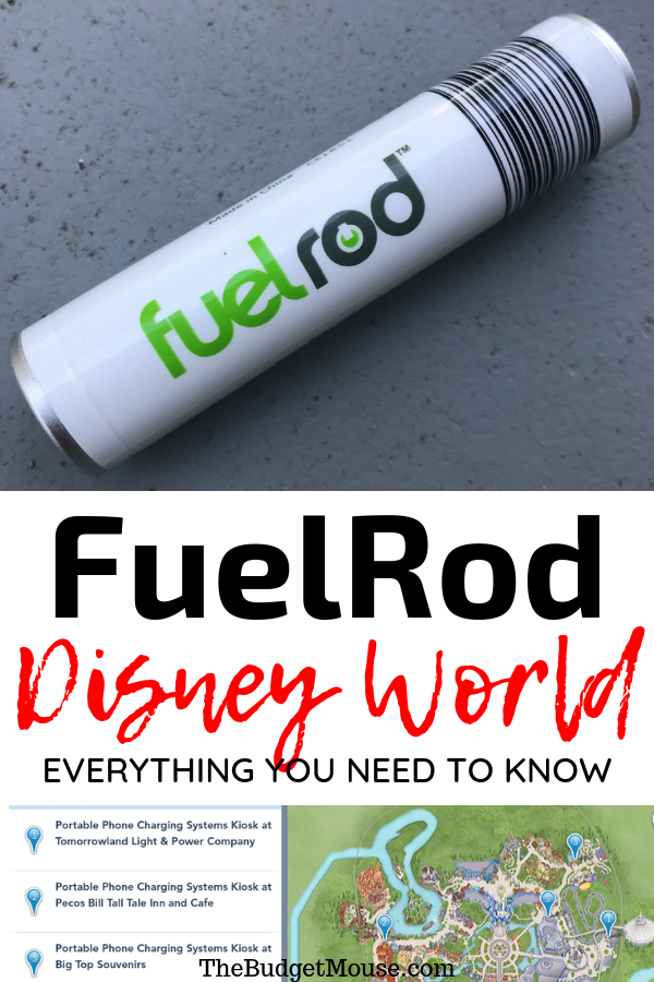 Using FuelRod at Disney World - Everything You Need To Know