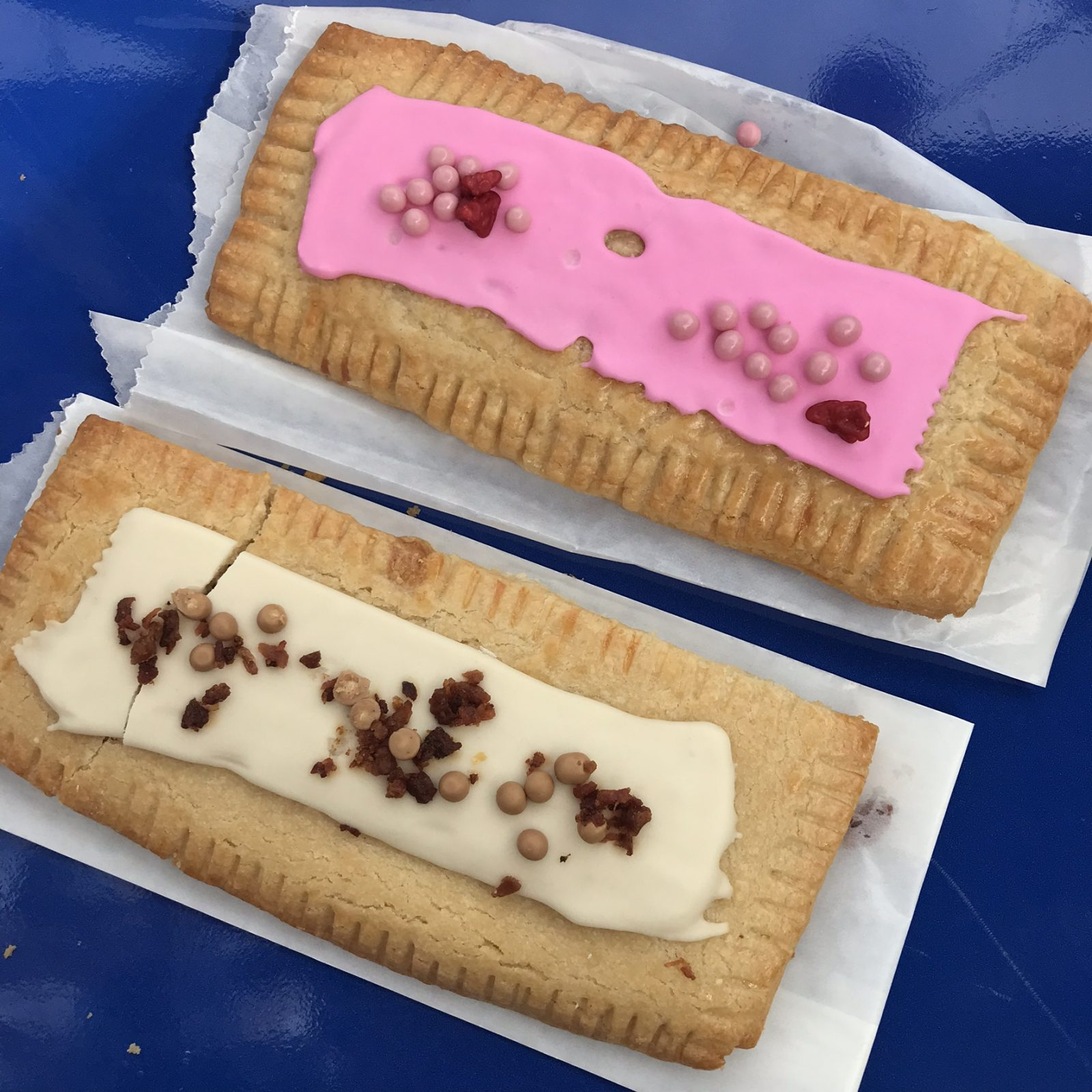lunch box tarts - hollywood studios quick service