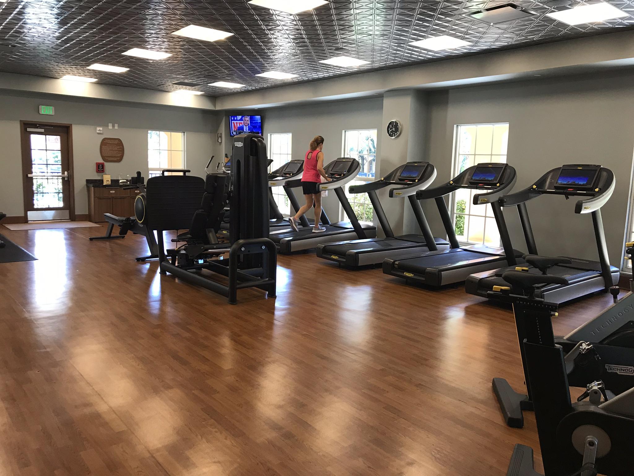 health center at Coronado Springs