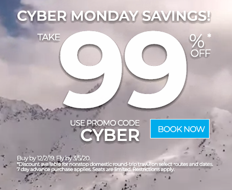 frontier cyber monday deal