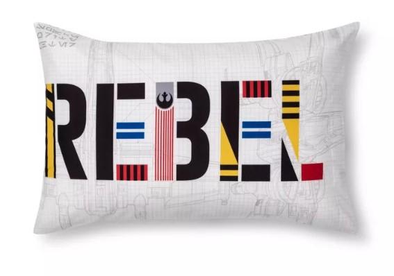 Star Wars Rebel Pillowcase