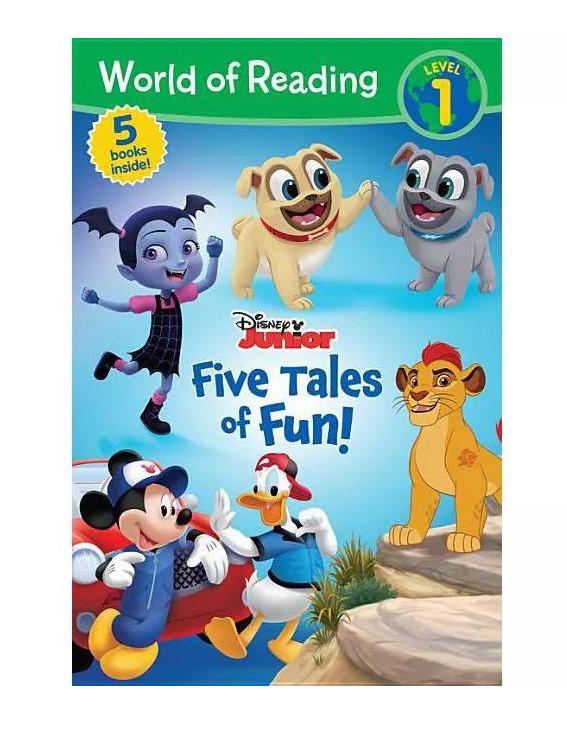 Disney Junior Early Reader Book
