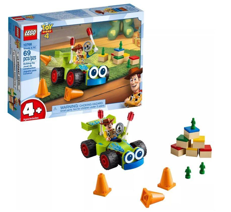 toy story lego set