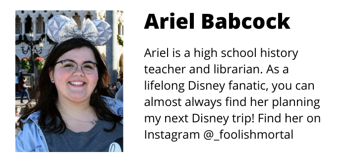 Photo and bio of Ariel Babcock