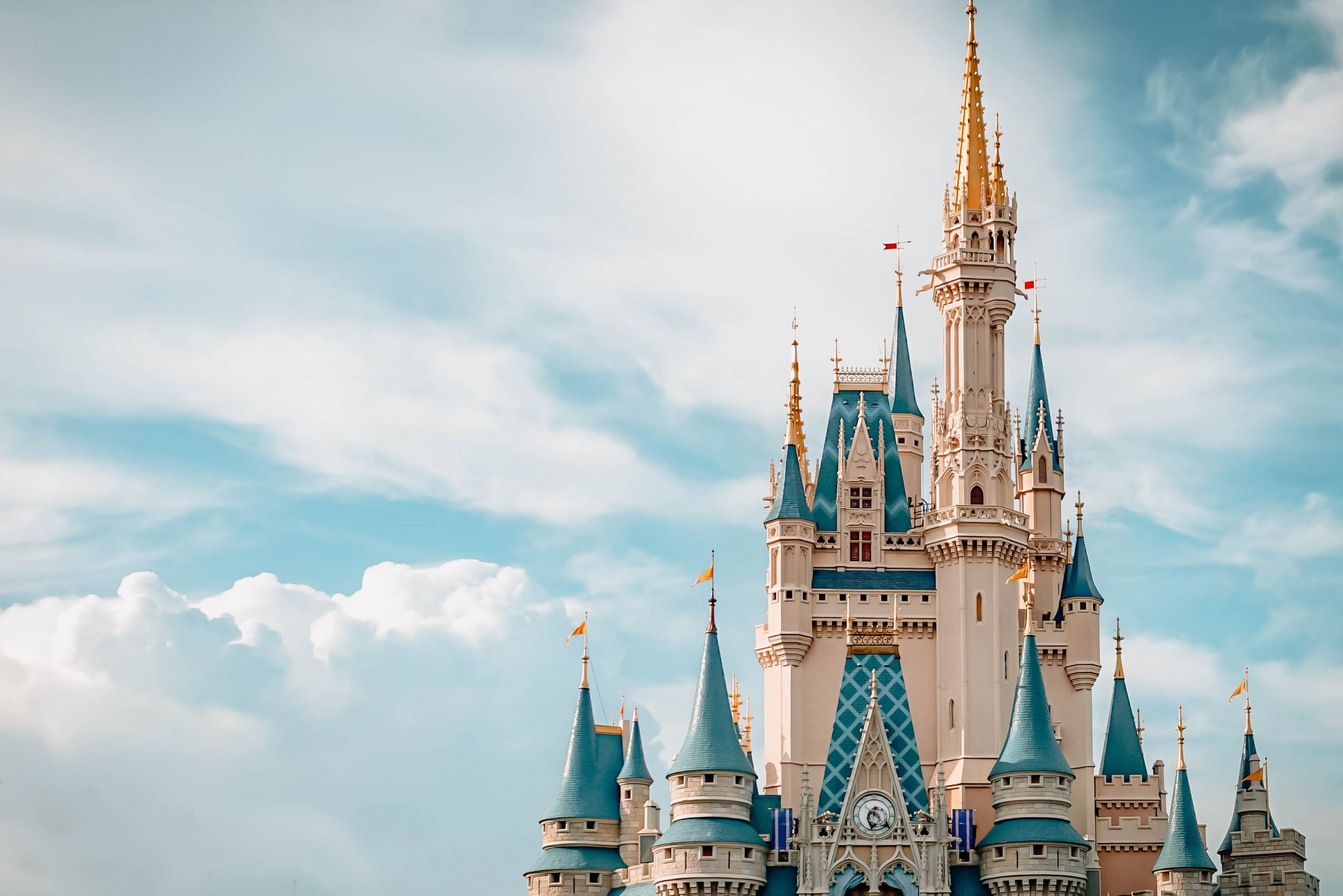 cinderella castle disney world packages 2021